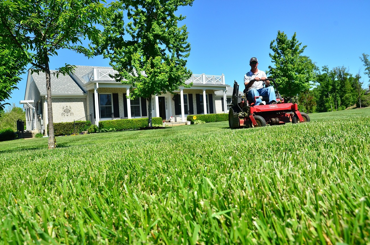 Lawn Mowing Mistakes You're Making